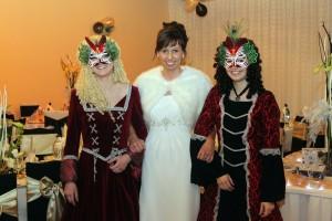 Ples zaľúbených, zasnúbených a priateľov sv. Valentína 2011