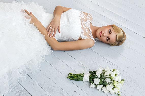 Nevesta - svadobná výzdoba