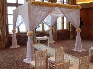 Svadobný obrad hotel Kempinski Vysoké Tatry