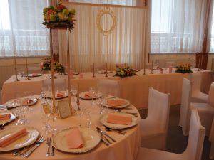 Svadba hotel Hrádok Jelšava, Lucka & Michal