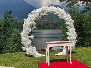 Svadba Hotel Kempinski Štrbské Pleso